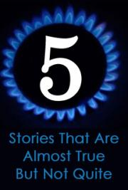 Five Stories That Are Almost True, But Not Quite