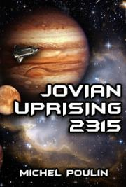 Jovian Uprising - 2315 cover
