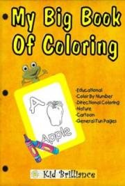My Big Book of Coloring