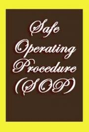 Safe Operating Procedure