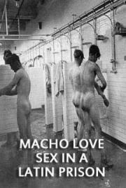Macho Love. Sex in a Latin prison cover