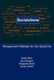 Socialutions: Management Methods for the Social Era