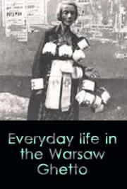 Everyday life in the Warsaw Ghetto cover