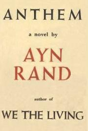 Anthem By Ayn Rand Free Book Download