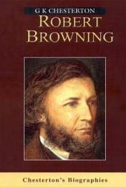 Robert Browning cover