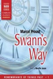Swann's Way. In search of lost time cover