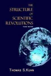 The Structure of scientific revolutions. The social context of a discovery cover