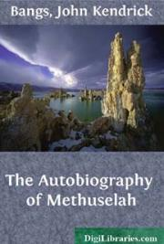 The Autobiography of Methuselah cover