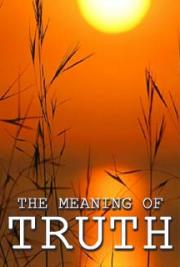 The Meaning of Truth cover