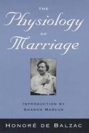 The physiology of marriage 1