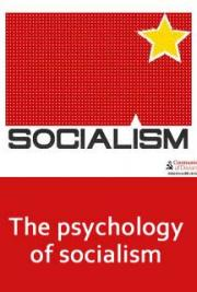 The psychology  of socialism cover
