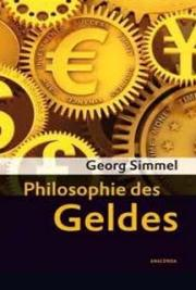 A Chapter in the Philosophy of Value
