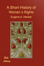 A short history of women´s rights cover
