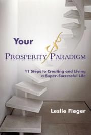 Your Prosperity Paradigm cover