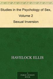 Studies in the psychology of sex, volume 2