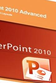 PowerPoint 2010 Advanced cover