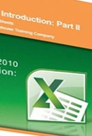Excel 2010 Introduction: Part II cover