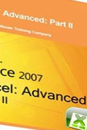 Excel 2007 Advanced: Part II cover