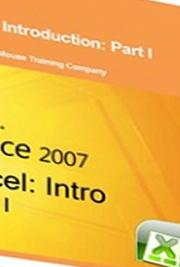 Excel 2007 Introduction: Part I cover