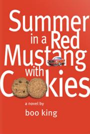 Summer in a Red Mustang with Cookies cover