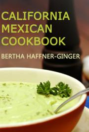 California Mexican Cookbook cover