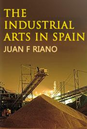 The Industrial Arts in Spain cover