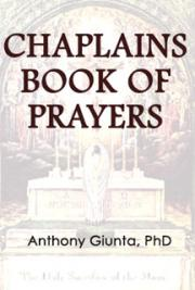 Chaplains Book of Prayers
