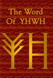The Word of YHWH