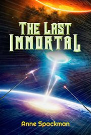 The Last Immortal cover