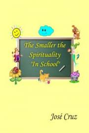 The small ones, the spirituality in school cover