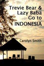 Trevie Bear & Lazy Baba Go to Indonesia cover