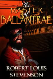 The Master of Ballantrae cover