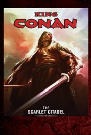 The Scarlet Citadel - Conan the Barbarian n2 cover