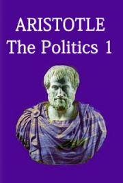 Aristotle. The Politics 1 cover