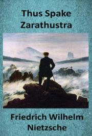 Thus Spake Zarathustra cover