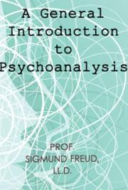Pdf Book A General Introduction To Psychoanalysis