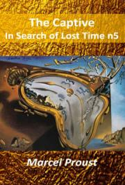The Captive In Search of Lost Time 5 cover
