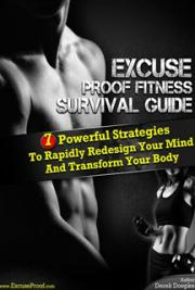 Excuse Proof Fitness Survival Guide cover