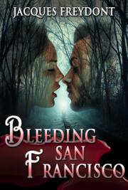 Bleeding San Francisco cover