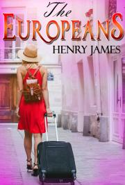 The Europeans cover