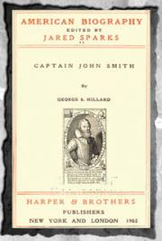 American biography (1902) Vol- 2 Captain John Smith cover