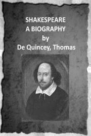 Shakspeare, a biography (1864) cover