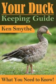 Your Duck Keeping Guide cover