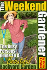 The Weekend Gardener
