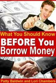 What you Should Know Before you Borrow Money