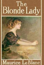 The Blonde Lady cover
