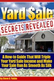Yard Sale Secrets Revealed