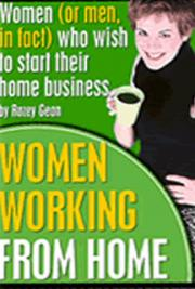 Women Working From Home cover
