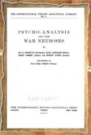 Psicho-Analysis and the War Neuroses