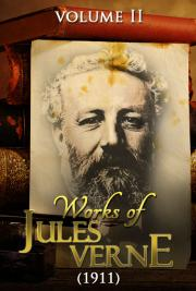 Works of Jules Verne V.I I (1911) cover